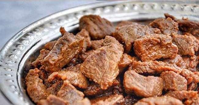 Kurban Bayramı'nda et tüketimi uyarısı