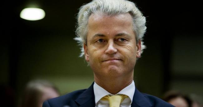 Irkçı Wilders'tan skandal seçim vaadi