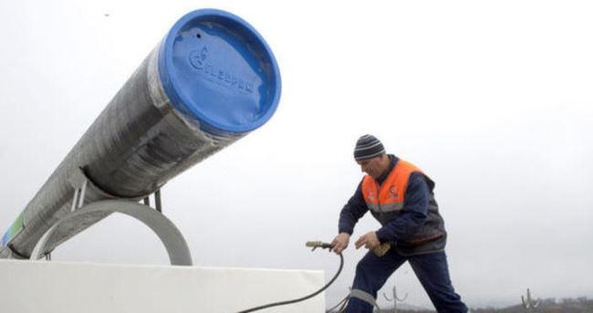 Gazprom'dan Türk Akımı'na ilişkin açıklama