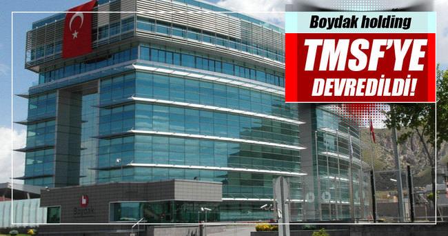 Boydak Holding hakkında flaş karar!