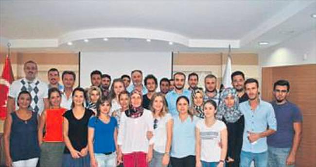 MÜSİAD Antalya'da girişimcilik eğitimi