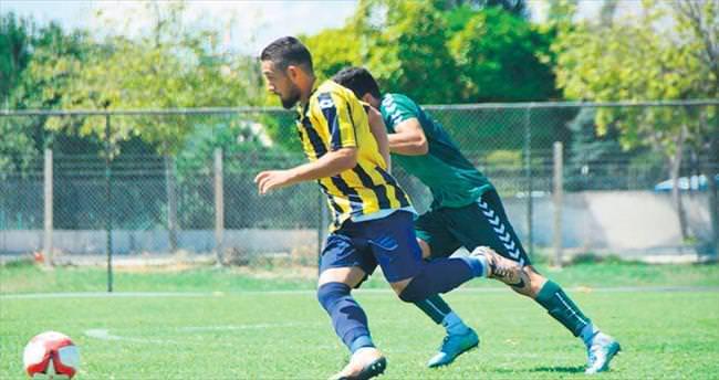 U19 Takımı Konyaspor'u 2-0 mağlup etti