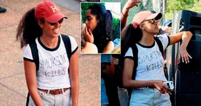 Obama'nın kızı Malia imajını tazeliyor