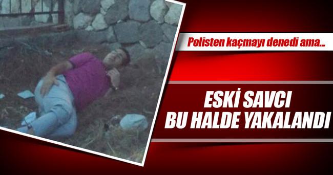 Eski savcı Bozkurt böyle yakalandı!