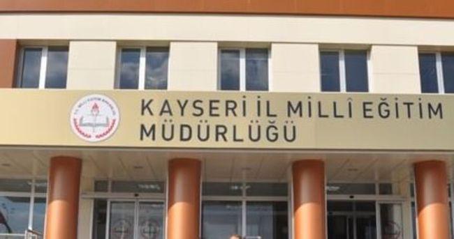 Kayseri'de Milli Eğitim'de FETÖ operasyonu: 147 gözaltı kararı