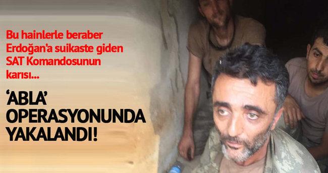 Cumhurbaşkanı Erdoğan'a suikaste giden SAT Komandosunun eşi gözaltında