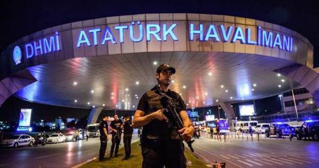 Atatürk Havalimanı'na saldırıyı telefonla yönlendirmiş