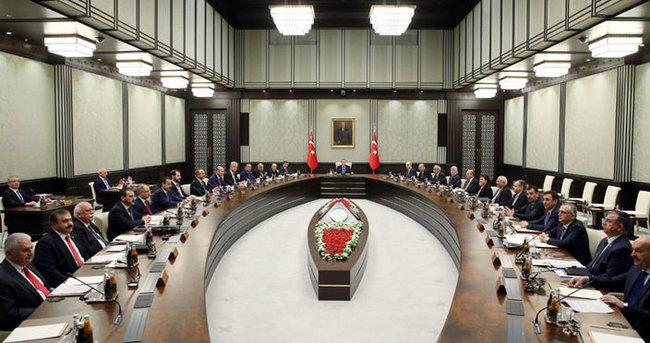 Bakanlar Kurulu Cumhurbaşkanı Erdoğan başkanlığında toplanacak