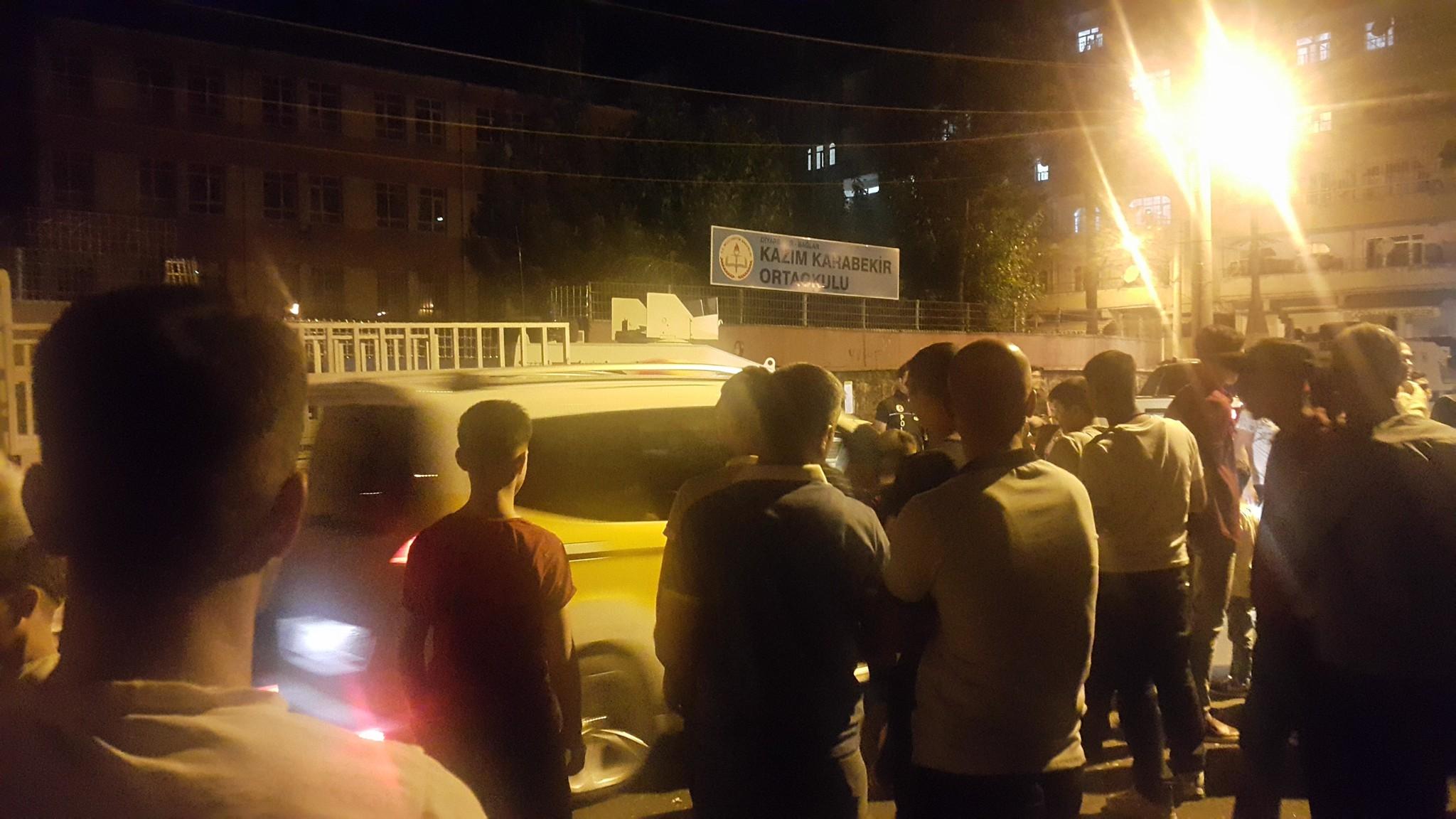 Diyarbakır da cinsel istismar iddiası vatandaşları ayaklandırdı