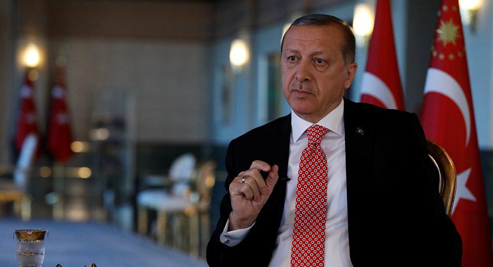 Cumhurbaşkanı Erdoğan dan flaş operasyon açıklaması