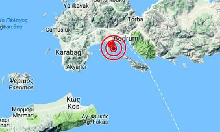 Deprem Komşu'yu da vurdu 2 ölü