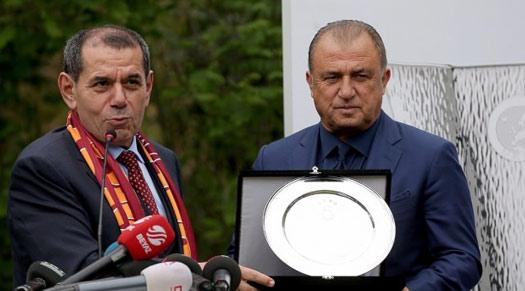 Dursun Özbek'ten Fatih Terim sözleri