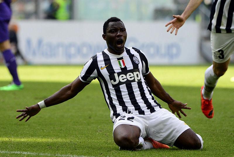 Juventus'tan Asamoah açıklaması