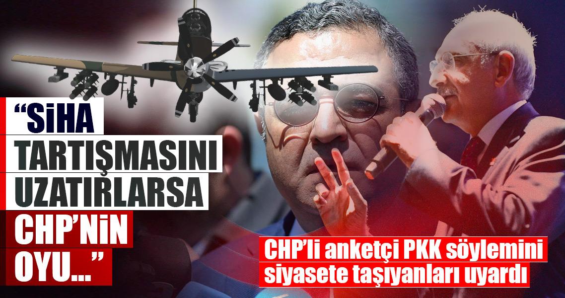quot CHP'nin oyu 11 günde yüzde 9'a düşer quot