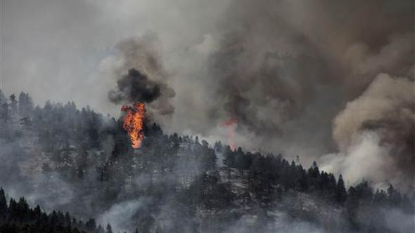 Kütahya daki orman yangını 5 gün sonra kontrol altına alındı