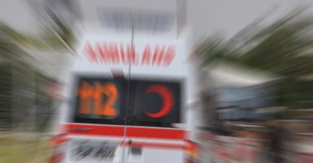 Konya'da kamyonet devrildi 1 ölü