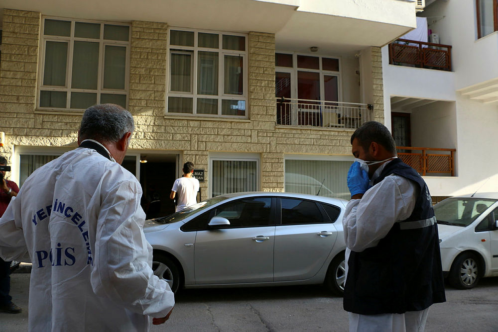 Antalya'da Alman uyruklu mühendis evinde ölü bulundu