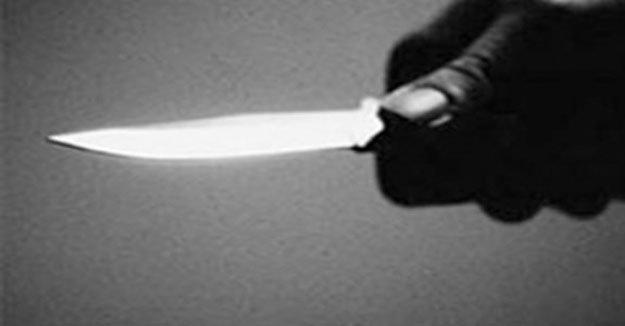 Mersin'deki pansiyon görevlisine bıçaklı saldırı