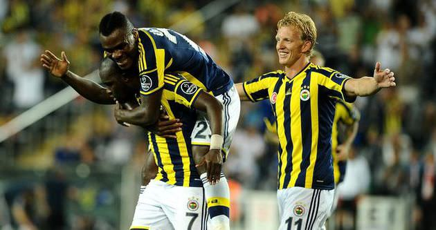 Fenerbahçe'de Emenike şoku
