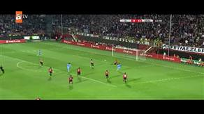 Trabzonspor:4 Sivasspor:0