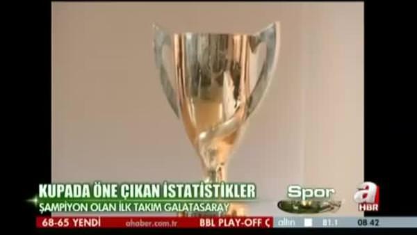 Ziraat Türkiye Kupası'nın istatistikleri