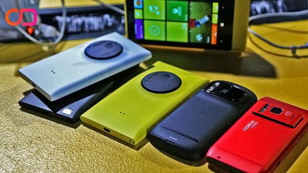 Yeni Nokia Lumia 1020 tanıtıldı