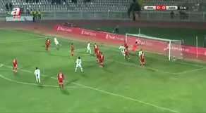 Sivasspor: 0 - Bursaspor: 1