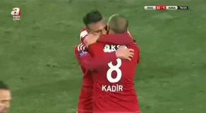 Sivasspor: 1 - Bursaspor: 1
