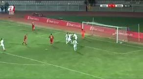 Sivasspor: 1 - Bursaspor: 2
