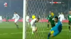 Bursaspor: 2 - Akhisar Belediyespor: 0