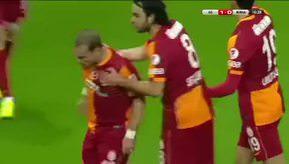Galatasaray: 1 - Bursaspor : 0
