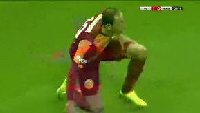 Galatasaray: 2 - Bursaspor: 0