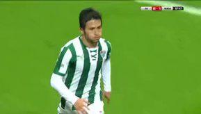 Galatasaray: 2 - Bursaspor: 2
