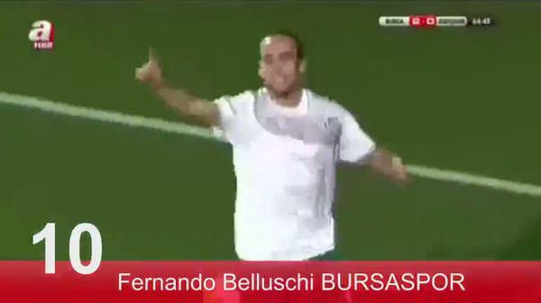 Ziraat Türkiye Kupası'nın en güzel 10 golü