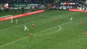 Bursaspor : 2 - Galatasaray: 0