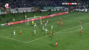 Bursaspor: 2 - Galatasaray: 2