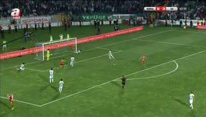 Bursaspor: 2 - Galatasaray: 4