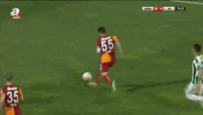 Bursaspor: 2 - Galatasaray: 5