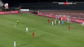MP Antalyaspor: 1 - Eski�ehirspor: 1