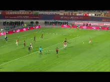 Eski�ehirspor: 0 - Galatasaray: 1