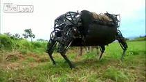 ABD ordusunun yeni savaş robotu