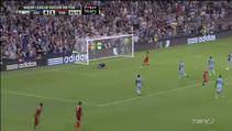 Krampon gol oldu