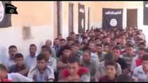 IŞİD Yezidilere namaz kıldırttı