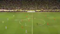 Fenerbahçe: 3 - Galatasaray: 2 (Özet)