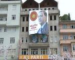 Erdoğan'ın baba ocağında mazbata coşkusu