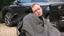 Stephen Hawking'den anlaml� meydan okuma