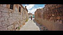 Türkiye ziyaretini kısa filme dönüştürdü