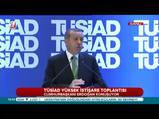 Erdoğan TÜSİAD'da Gezi destekçilerini eleştirdi