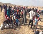 Suriye Kürtleri sınıra dayandı