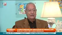 Barlas: Erdo�an farkl� bir Cumhurba�kan�